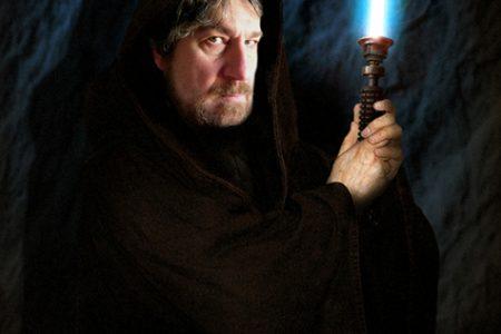 Un Jedi come professore