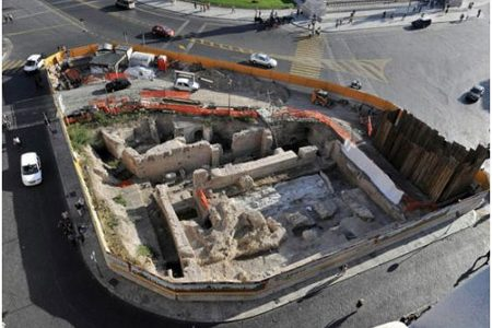 Metropolitana e archeologia