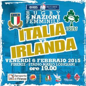 Italia – Irlanda