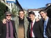 Jungle Beat Trio: La Grande Fuga con…Gonzalo Rodriguez
