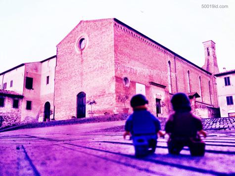 ME&TE | San Gimignano