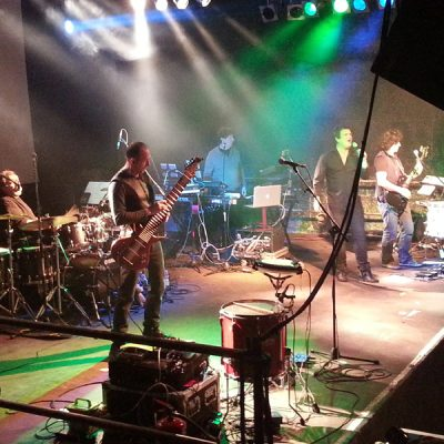 The Security Project Plays Live