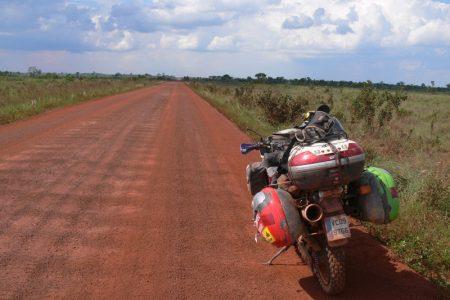 8 anni in giro per il mondo … in moto!