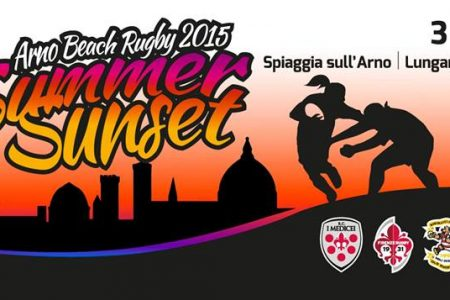 Arno Beach rugby 2015