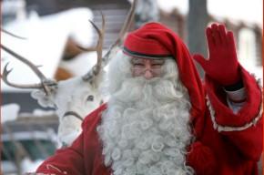 In Lapponia con Babbo Natale