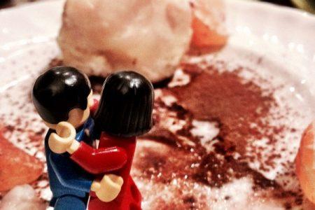 Gnudi ma col cuore di cioccolato