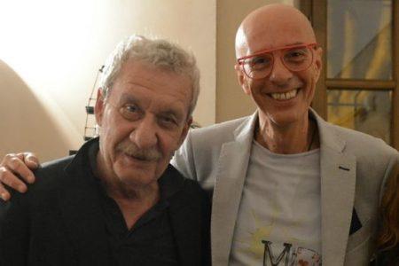 """Massimo Cotto  a """"Un mercoledì da scrittori"""""""