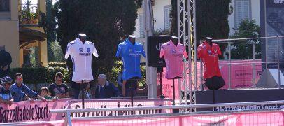 In giro con il Giro