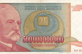 In banconote di piccolo taglio