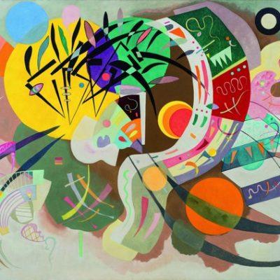 Da Kandinsky a Pollock