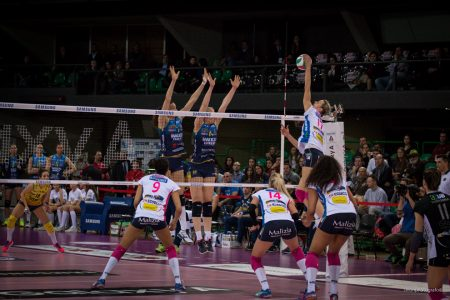 Final Four Coppa Italia Femminile – Semifinali