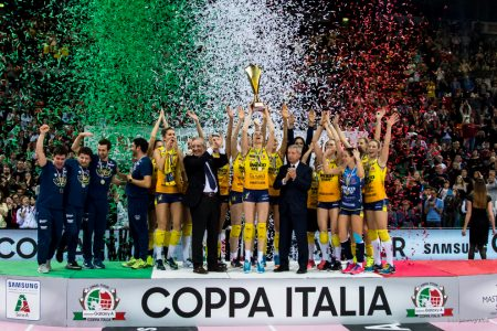 Final Four Coppa Italia Femminile – Finale
