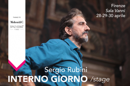 Sergio Rubini a Firenze per insegnare cinema