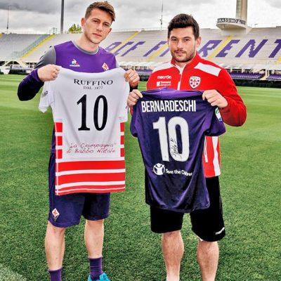 Amicizia tra rugby e calcio? Più che possibile!