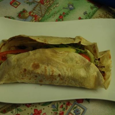 """Kebab italiano"""