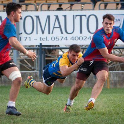 Primavera Rugby non regge l'impatto contro i Cavalieri Union