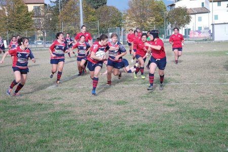 A Campi Bisenzio il rugby è donna