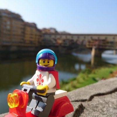 Ti Lego a Firenze!