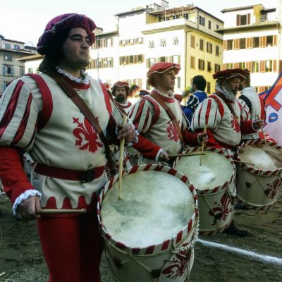 Gli auguri del Corteo Storico Fiorentino