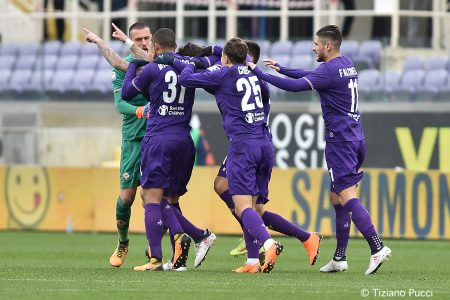Fiorentina – Chievo 1 – 0