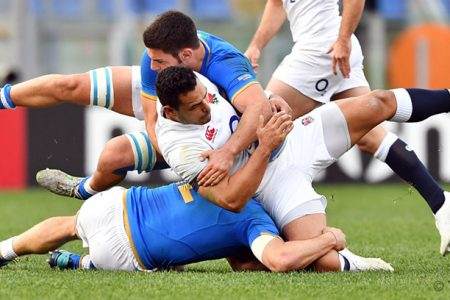 Italia – Inghilterra 15 – 46. Una buona Italia non basta.