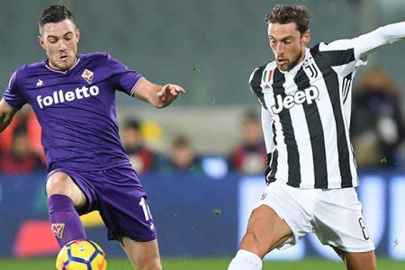 Fiorentina Juventus: la Partita
