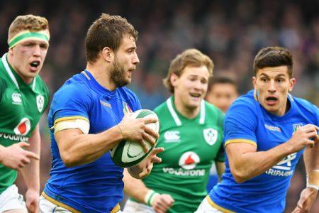 Irlanda – Italia: 56 – 19