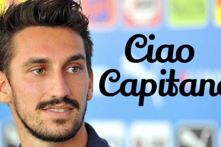 Ciao Capitano!