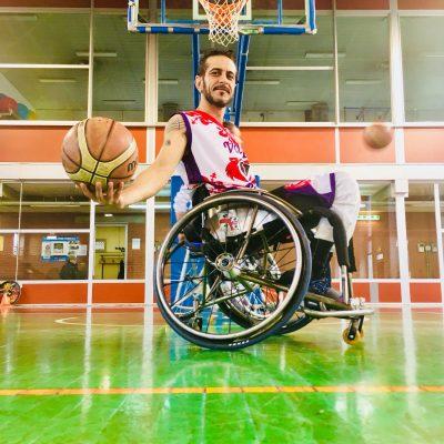"""La """"Volpe"""" Giorgio Cabiddu e la passione di una vita: il basket"""