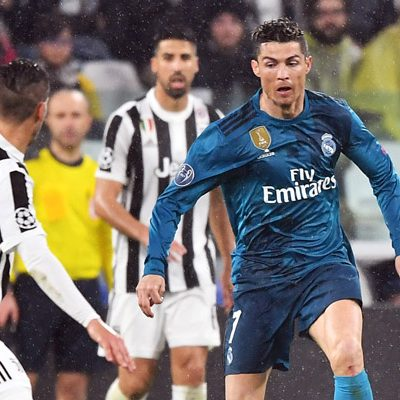 Juventus – Real Madrid 0 – 3