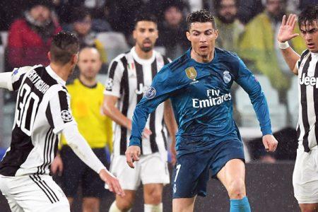 Juventus – Real Madrid 0 – 3