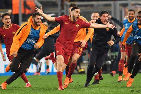 Roma – Barcellona 3 – 0