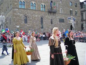 La fiorita per ricordare Savonarola
