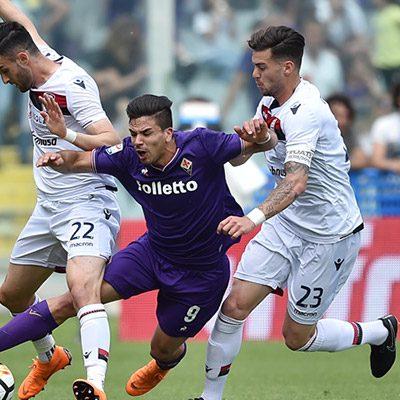 Fiorentina – Cagliari 0 – 1
