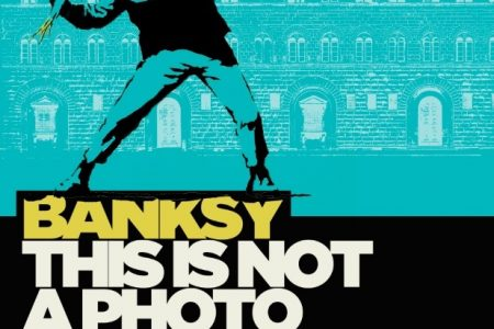Bansky: This is not a photo opportunity