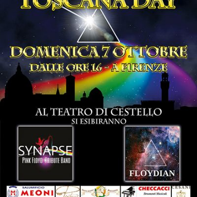 Pink Floyd Toscana Day