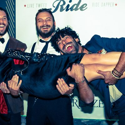 The Distinguished Gentleman's Night 2018  at Flò Firenze