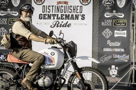 The Distinguished Gentleman's Ride Firenze 2018