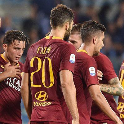 Empoli – Roma 0 – 2