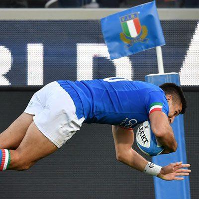 Italia – Georgia 28 – 17