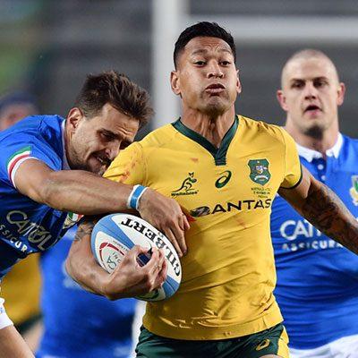 Italia – Australia 7 – 26