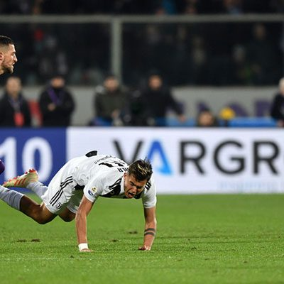 Fiorentina – Juventus 0 – 3