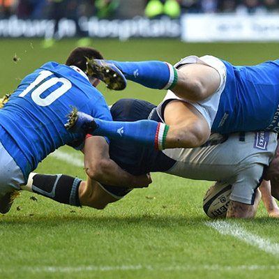 Scozia – Italia 33 – 20