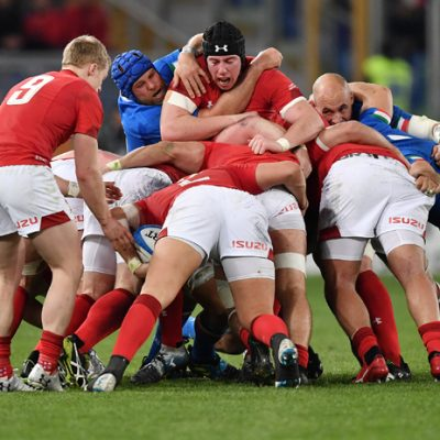 Italia – Galles 15 – 26