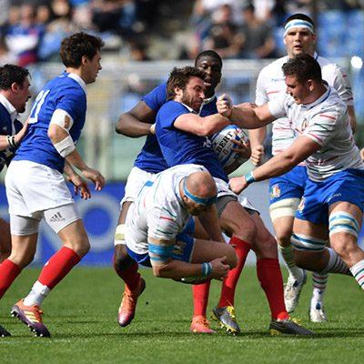 Italia – Francia 14 – 25