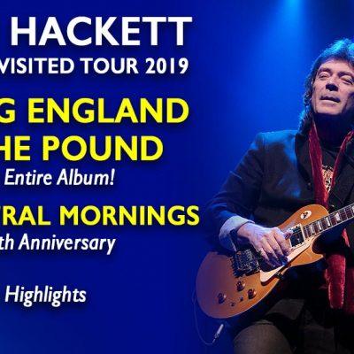 Steve Hackett a Firenze a luglio