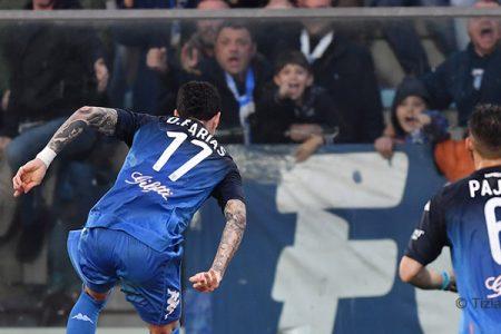 Empoli – Napoli 2 – 1