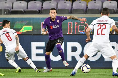 Fiorentina – Milan 0 – 1