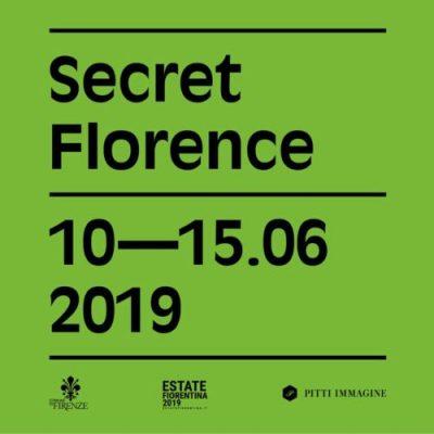 Secret Florence 2019