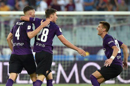 Fiorentina – Monza 3 – 1
